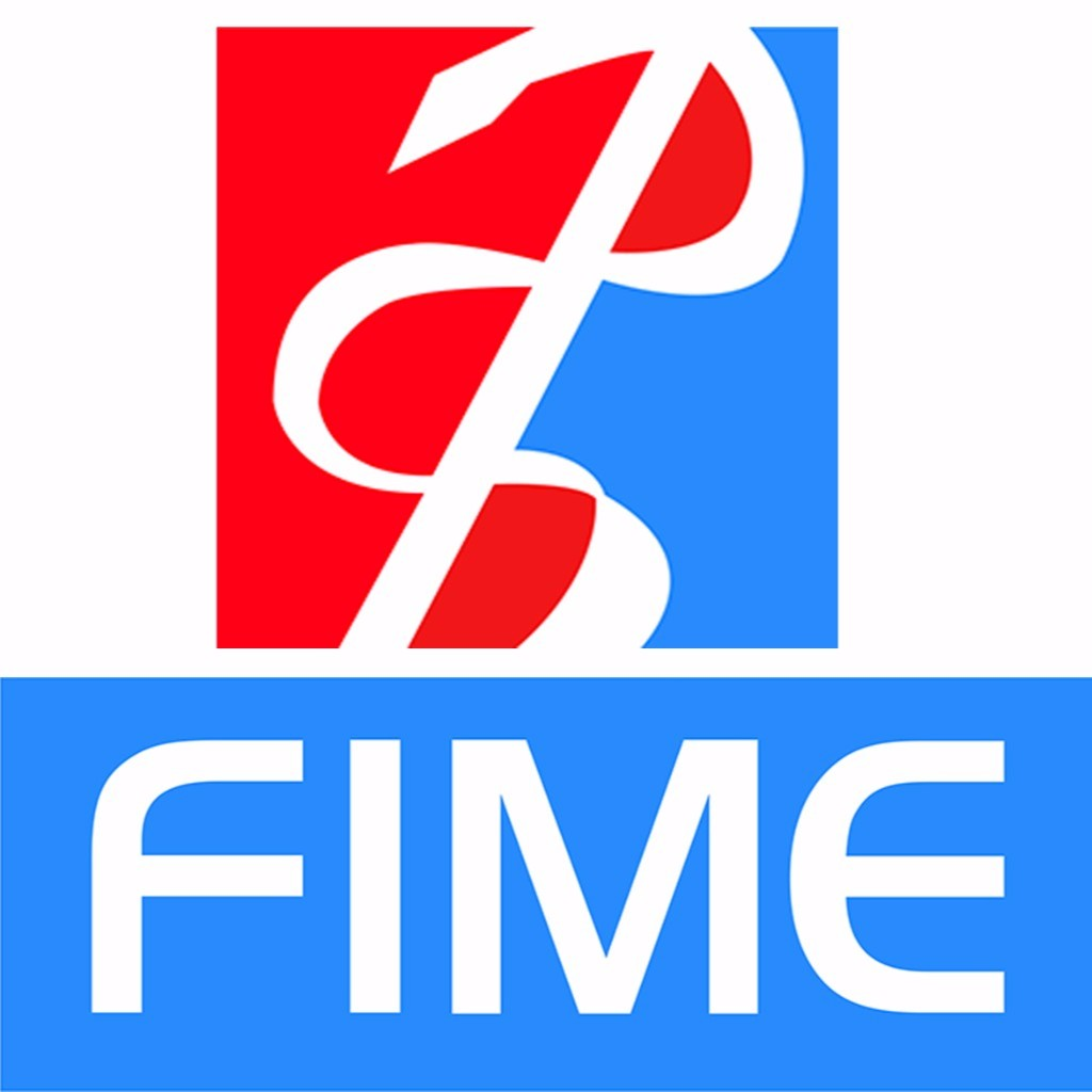 We were at FIME Exhibition.