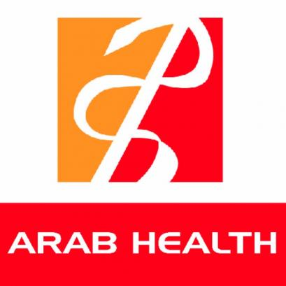 We were at Arab Health Exhibition
